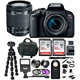 Canon EOS Rebel T7i DSLR Camera Bundles (64GB Bundle)