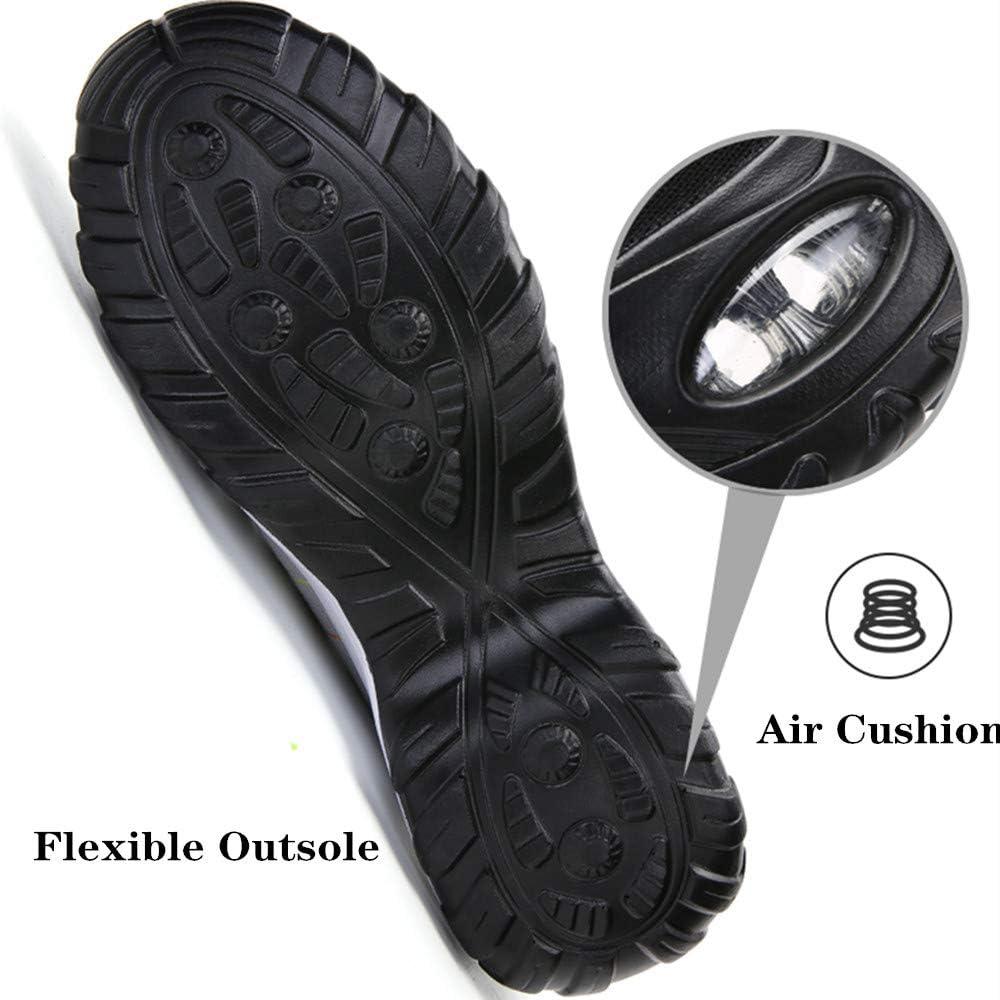 Robasiom Chaussures de Sport Confortables pour Femme