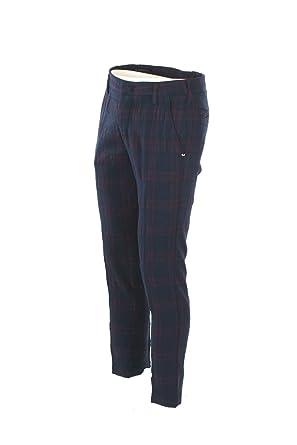 ENTRE AMIS Pantalone Uomo 31 Marrone A198346//1551 Autunno Inverno 2018//19