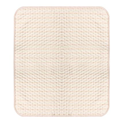 Kuou - Almohadilla Impermeable para Cama de bebé, Protector de incontinencia, Manta de colchón