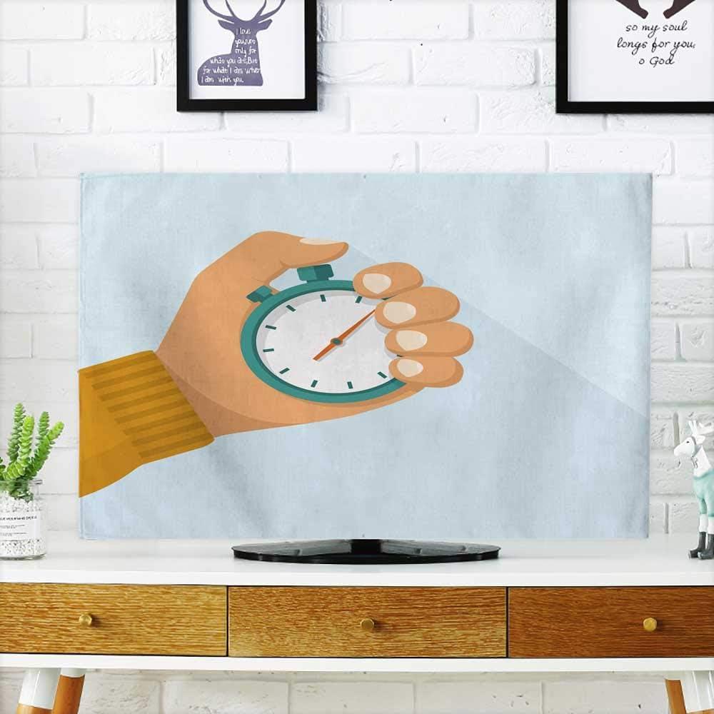 Analisahome Protege tu TV cronómetro en el Temporizador Deportivo de Iconos en competiciones Trainer Protege tu TV W19 x H30 Pulgadas/TV 32 Pulgadas: Amazon.es: Hogar