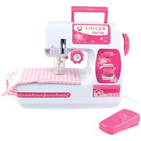 Totally Me Zigzag Singer Sewing Machine Set Amazoncouk Kitchen Cool Totally Me Sewing Machine