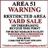 Area 51 Yard Sale