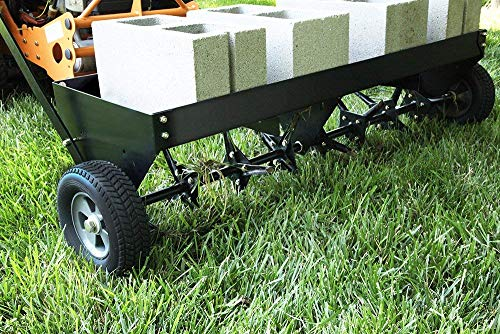 Buy plug aerators for lawns
