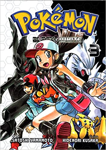 Pokemon Black And White N 03 Books