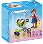 Playmobil City Life 5491 Mother with...