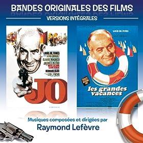 Raymond Lefèvre - Bandes Originales Des Gendarmes: L'Intégrale