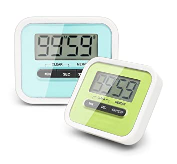 Other Bbq Tools Bbq Lcd Digital Kitchen Cooking Timer Count-down Up Clock Loud Alarm Magnetic Matching In Colour