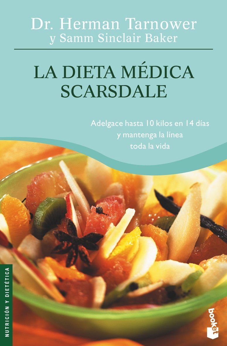 dieta médica scarsdale