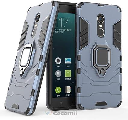 Cocomii Black Panther Armor Xiaomi Redmi Note 4/Note 4X Funda ...