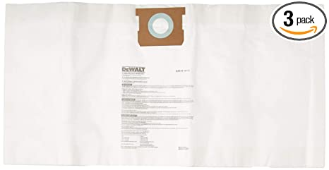 DEWALT DXVA19-4111 Dewalt Fine Dust Bag 6-10 Gal - - Amazon.com