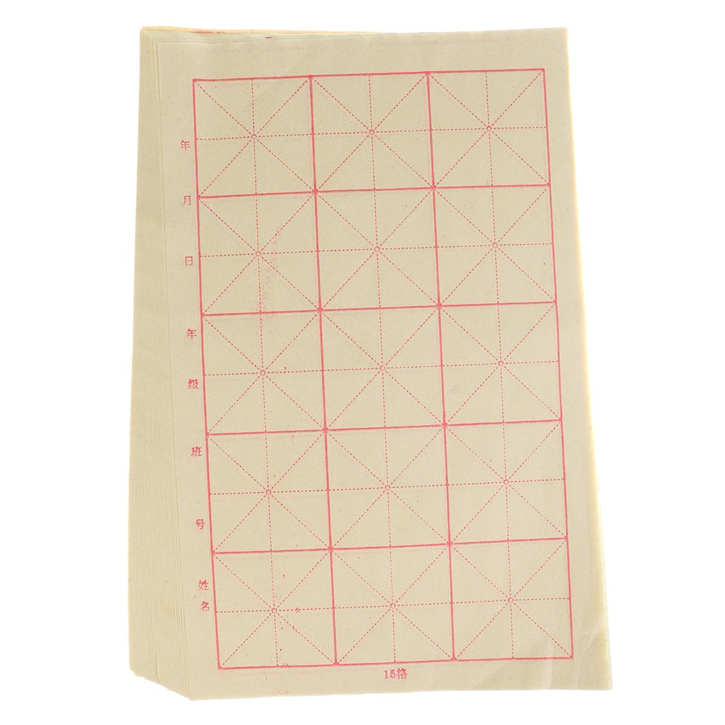 MagiDeal 1 Pack Chinese Rice Paper Calligraphy Painting Paper Xuan Paper 39 x 24cm