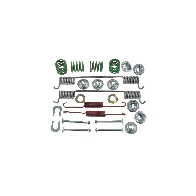 Carlson Quality Brake Parts 17290 Brake Combination Kit