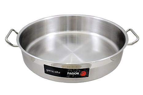 Fagor PE4510 - Olla XXL 15,9 litros, Diámetro (cm) 45, Acero ...