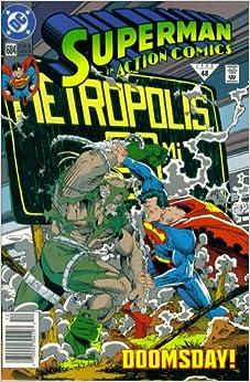 Book Action Comics #684 : Superman in