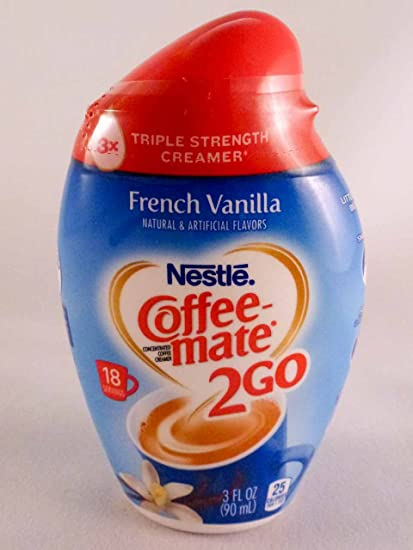 Nestle Coffee Mate 2 Go French Vanilla Concentrated Liquid