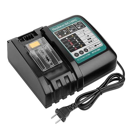 Amazon.com: Energup - Cargador de batería para Dewalt: Home ...