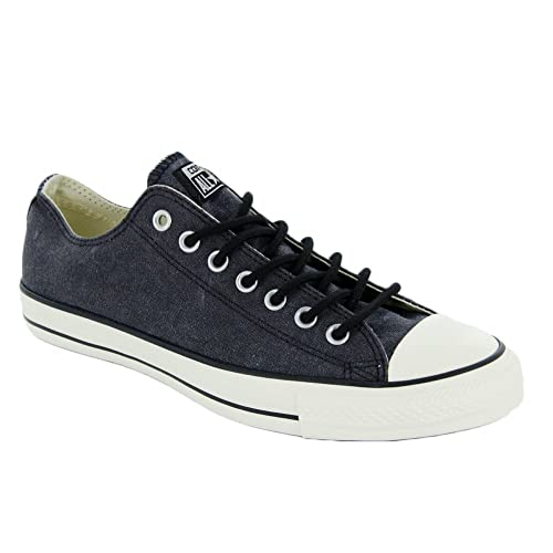 Converse Chuck Taylor All Star Washed Canvas Ox Sneakers