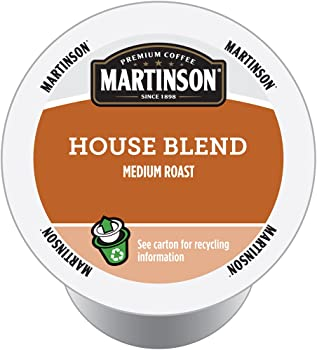 Martinson House Blend 24 Single Serve Real Cups Coffee