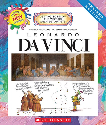 Leonardo Da Vinci (Getting to Know the World's Greatest Artists)