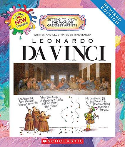 Leonardo Da Vinci (Conhecendo os Maiores Artistas do Mundo)