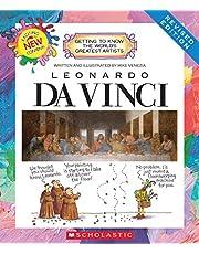 Leonardo Da Vinci - Revised Edition (Getting to Know the World's Greatest Artists)