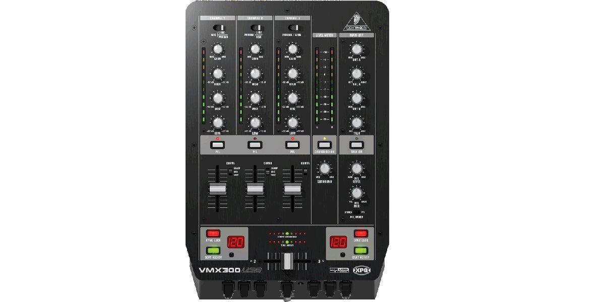 BEHRINGER VMX 300 USB DRIVER DOWNLOAD (2019)