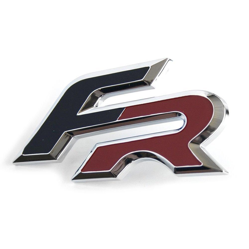 Original Seat fr Texto enfriador Barbacoa Emblema Tuning Formula Racing Logo: Amazon.es: Coche y moto