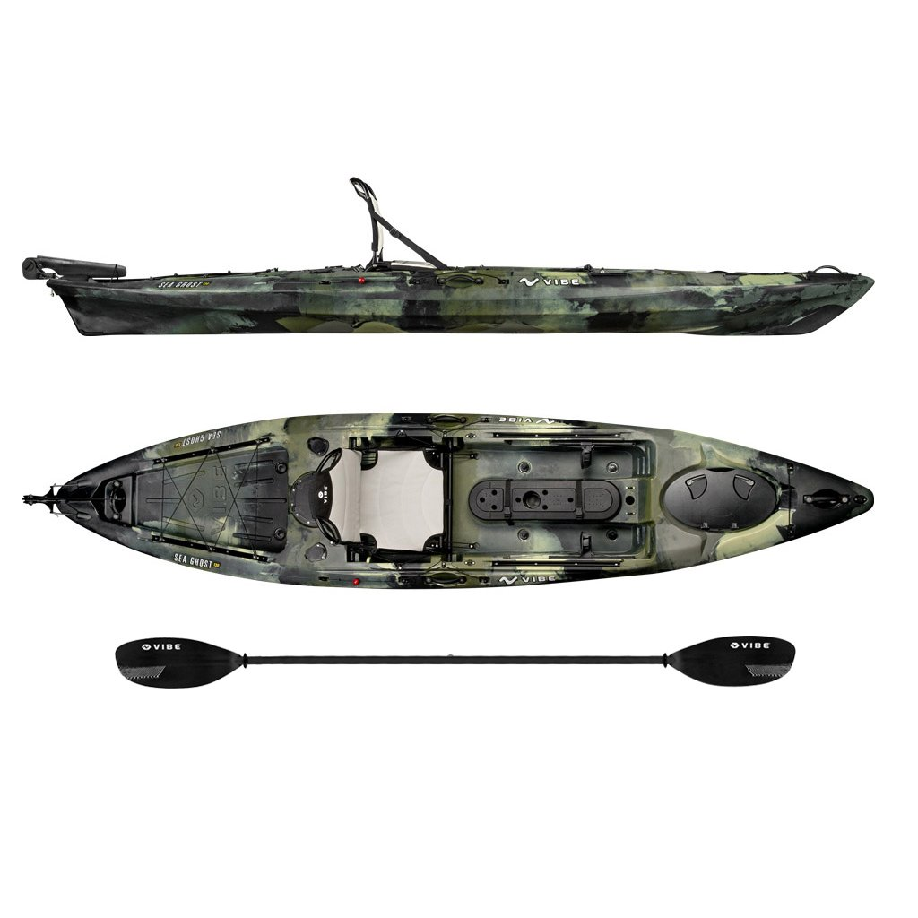 Vibe Kayaks Sea Ghost 130 Black Friday Deal 2020