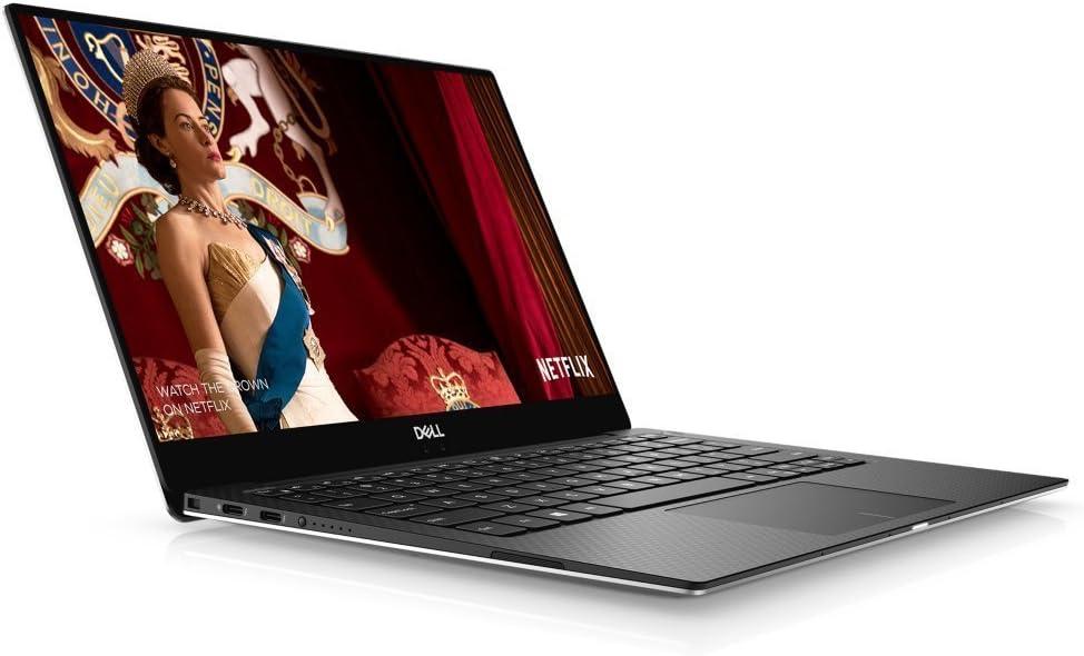 2018 Dell XPS 13 9370 Laptop 13.3'' FHD (1920 x 1080) InfinityEdge Display 8th Gen i7-8550U, Fingerprint Reader Thunderbolt (256GB SSD|16G RAM|WIN 10 PRO) (Renewed)