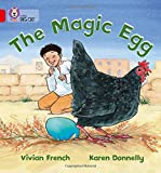 The Magic Egg: Band 02A/Red A (Collins Big Cat)