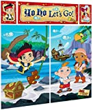 Napkins Jake and the Neverland Pirates Scene Setter, Multicolor