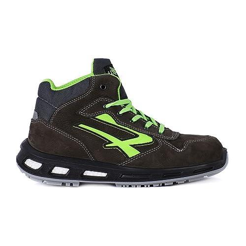 U-Power Red Lion EMOTION S1P SRC: Zapatos de seguridad trabajo para hombre/mujer talla 43 a2jVaq