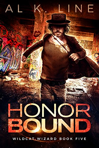 Honor Bound (Wildcat Wizard Book 5) by [Line, Al K.]