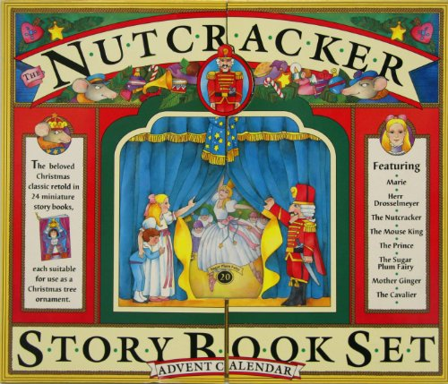 Heirloom Nutcracker - The Nutcracker Story Book Set and Advent Calendar