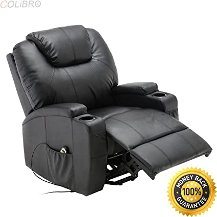 Prime Colibrox Electric Lift Power Recliner Chair Heated Massage Sofa Lounge W Remote Control Power Recliner Hand Control Lift Chair Hand Control Gamerscity Chair Design For Home Gamerscityorg