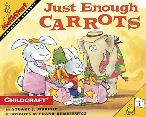 Just Enough Carrots (MathStart 1)