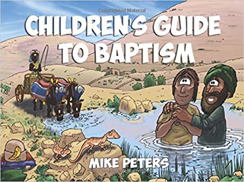 Children's Guide to Baptism