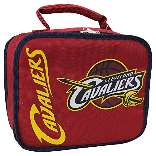 The Northwest Company NBA Team Logo Sacked Lunch Box (Cleveland Cavaliers)