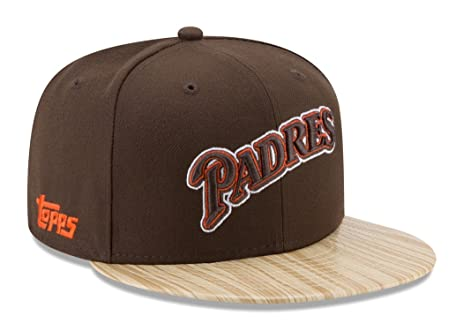best website 55f5f 21ab3 ... good san diego padres new era 9fifty mlb cooperstown quot1987 toppsquot snapback  hat e3add 654c4