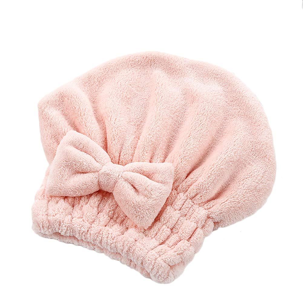 Oyfel Bonnet de Douche Chapeau Eponge Princesse pour Femme Homme Fille Enfant Bebe Adulte 1 Pcs