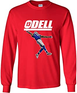 LONG SLEEVE Red New York Odell
