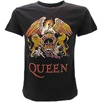Camiseta original de Queen para niño, oficial, de la película del grupo Freddie Mercury