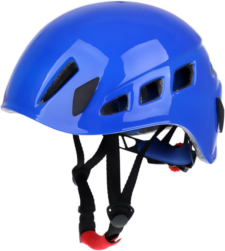 MonkeyJack Pro Safety Helmet for Outdoor Rock Climbing