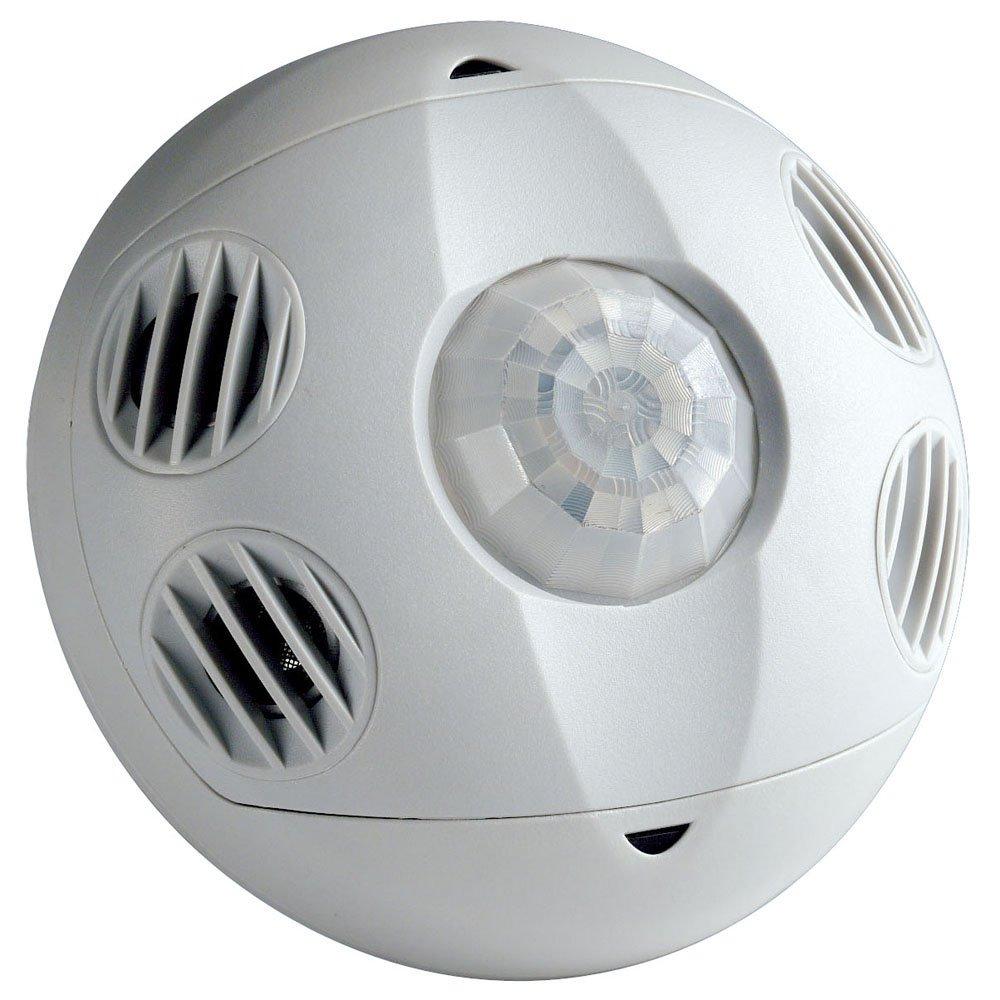 61KGB7L50KL._SL1000_ amazon com leviton osc10 m0w ceiling mount occupancy sensor leviton ceiling occupancy sensor wiring diagram at crackthecode.co