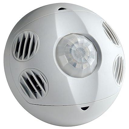 Leviton osc10-m0 W – Soporte de techo para detector de movimiento, color blanco