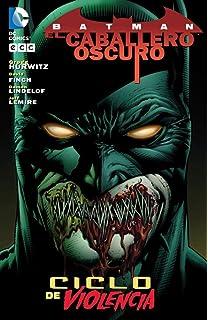 Batman - El Caballero Oscuro: Terrores nocturnos: Amazon.es ...