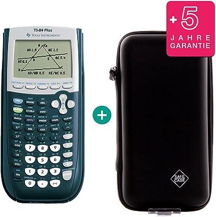 TI 84 Plus Taschenrechner Grafikrechner Schutzfolie