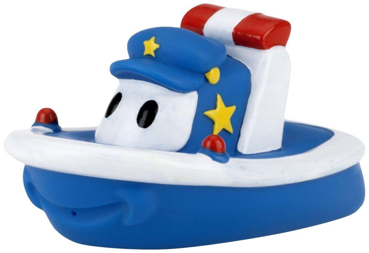 Amazon.com : Nuby 2-Pack Tub Tugs Floating Boat Bath Toys, Colors ...