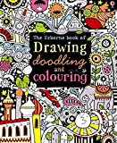 img - for Drawing, Doodling and Colouring Book (Usborne Drawing, Doodling and Colouring) book / textbook / text book